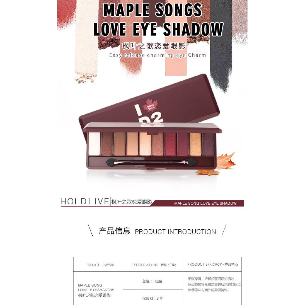 Kết quả hình ảnh cho Hold Live Maple Songs Love E