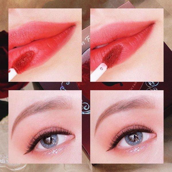 [Hàng Sắp Về] [HOT NEW] Bộ Kit Son Kem Black Rouge Reddish Fantasy Edition