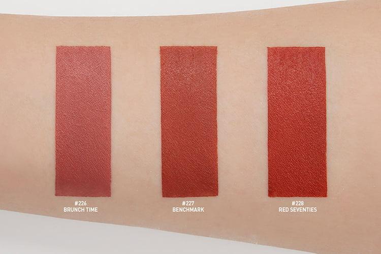 Son Thỏi Lì3CE Matte Lip Color - 228 Red Seventies