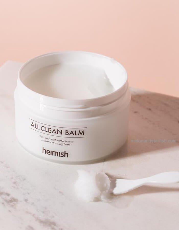 Sáp tẩy trang Heimish All Clean Balm là sản phẩm hot nhất của hãng. (nguồn: Internet)
