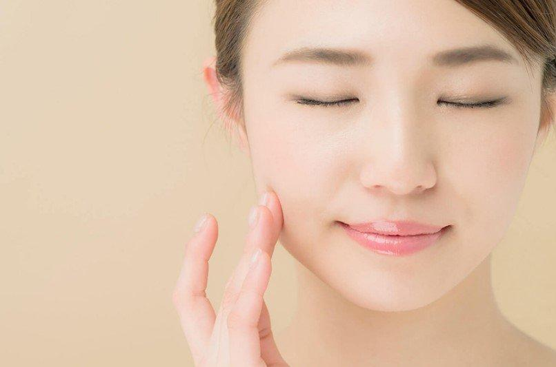 Làn da ẩm mượt, sáng hơn sau khi sử dụng sản phẩm (ảnh: internet).