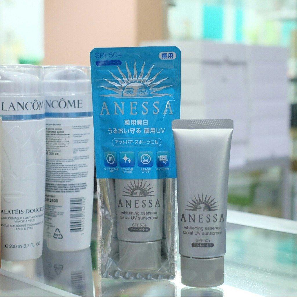 Anessa Essence Whitening Facial UV Sunscreen SPF50+ PA++++