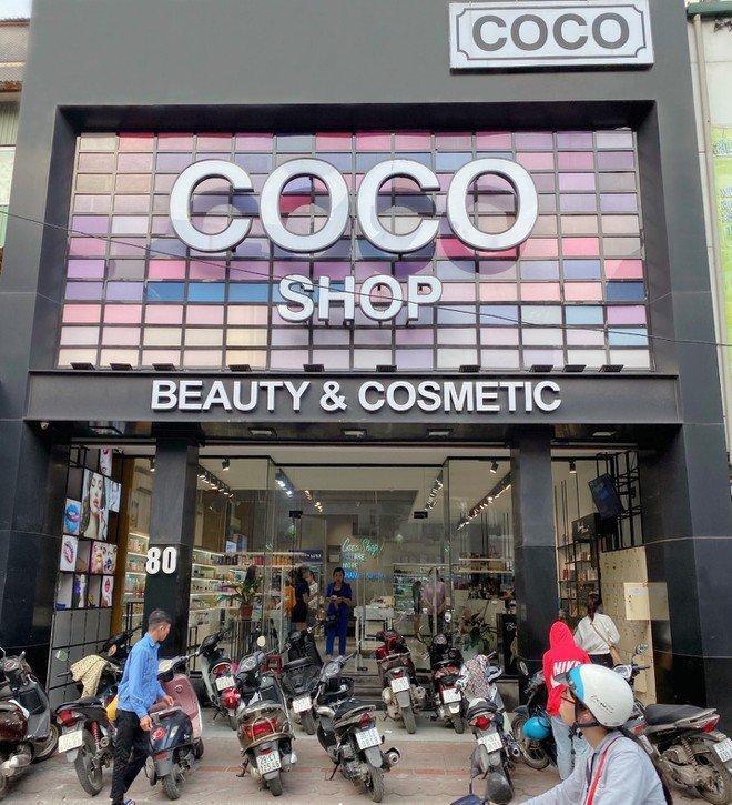 Coco Shop đã khá quen thuộc với các tín đồ mê làm đẹp. (Nguồn: Internet)