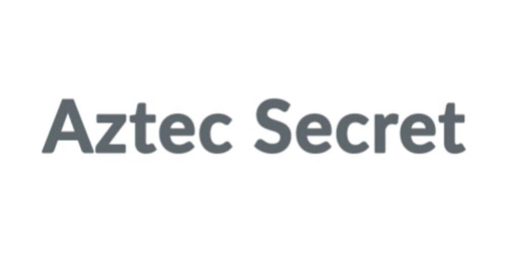 Aztec Secret là một thương hiệu đã có từ lâu của Mỹ (Ảnh: Internet)