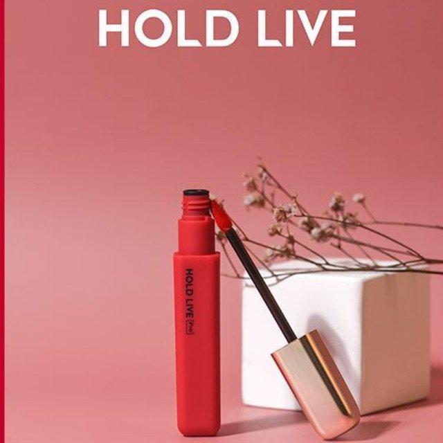 Hãng son Hold Live đến từ Trung Quốc ngày càng trở nên quen thuộc trong thị trường mỹ phẩm (nguồn: Internet)