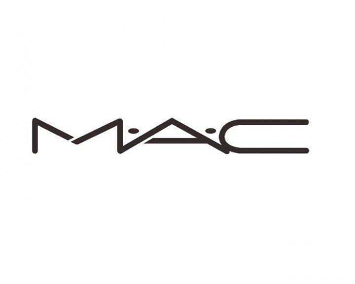 Logo thương hiệu M.A.C (Ảnh: Internet)