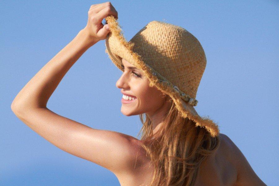 Kem giúp khắc phục hiện tượng da bị ửng đỏ, rát dưới ánh nắng mặt trời nóng gắt (ảnh: internet).