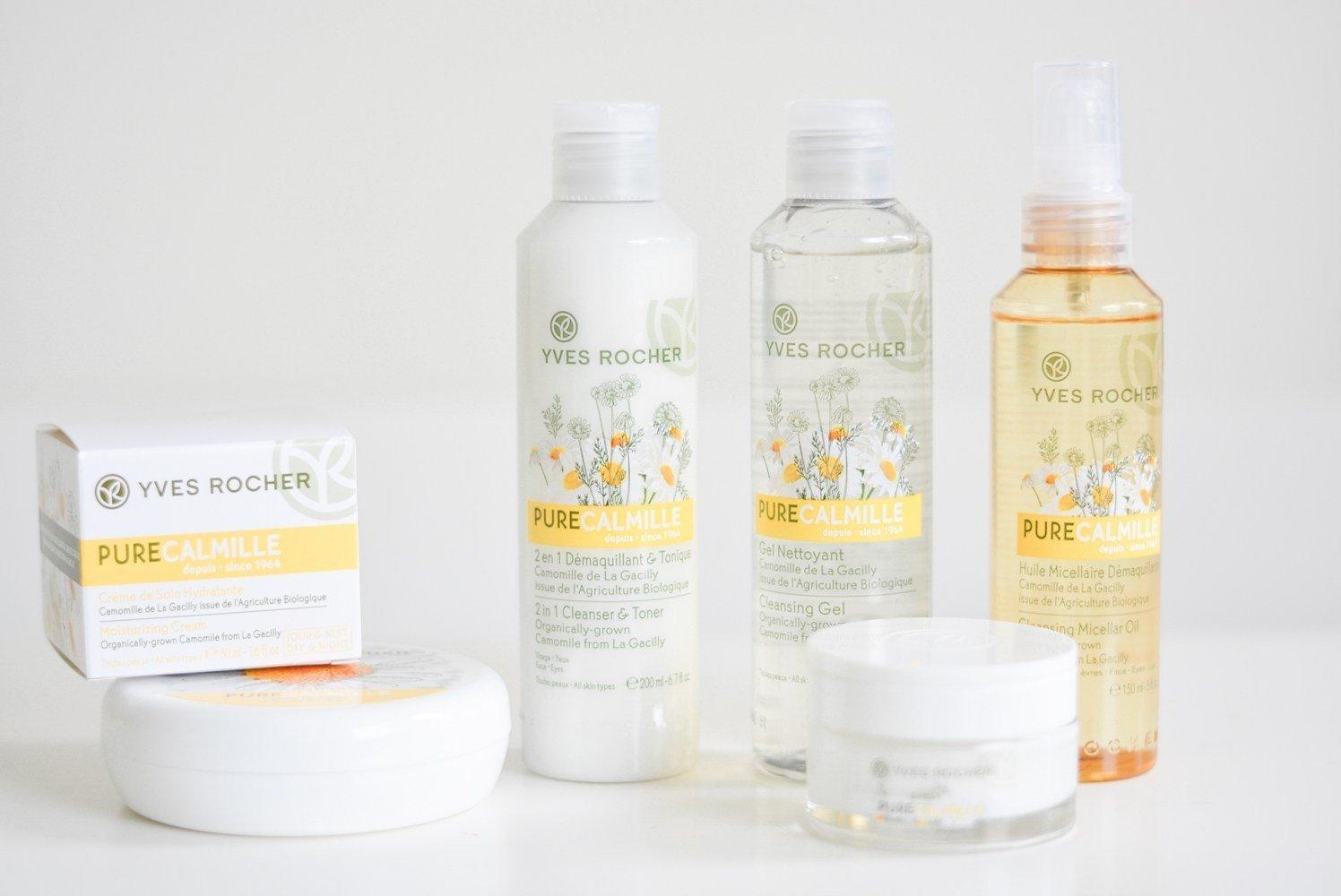 Những sản phẩm chăm sóc da của Yves Rocher ngày càng đa dạng về chức năng lẫn hiệu quả