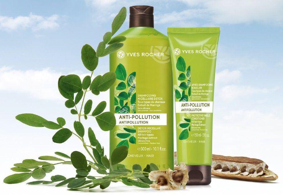 Nên sử dụng cùng dầu gội Anti-Polluion Detox Micellar Water Shampoo để có hiệu quả tốt nhất. (nguồn: Internet)