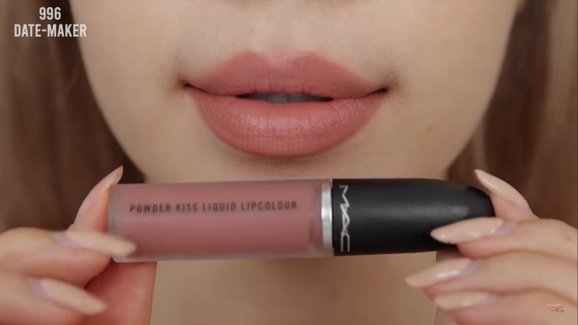 Date Maker là sắc be nude tiệp hoàn toàn với màu môi. (nguồn: Internet)