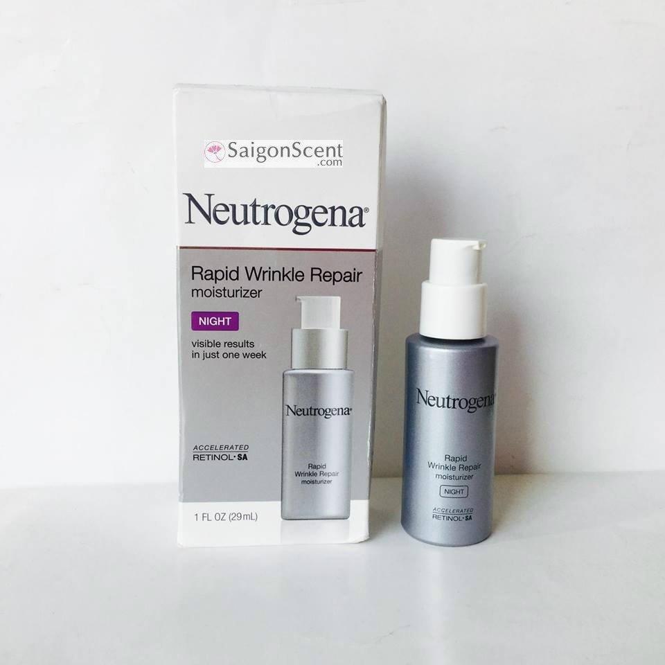 Kem chống nhăn ban đêm Neutrogena (Ảnh: Internet)