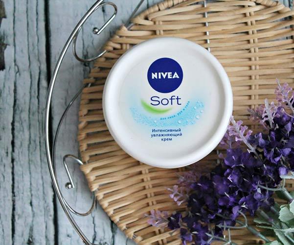 kem dưỡng ẩm Nivea Soft của Đức chính hãng