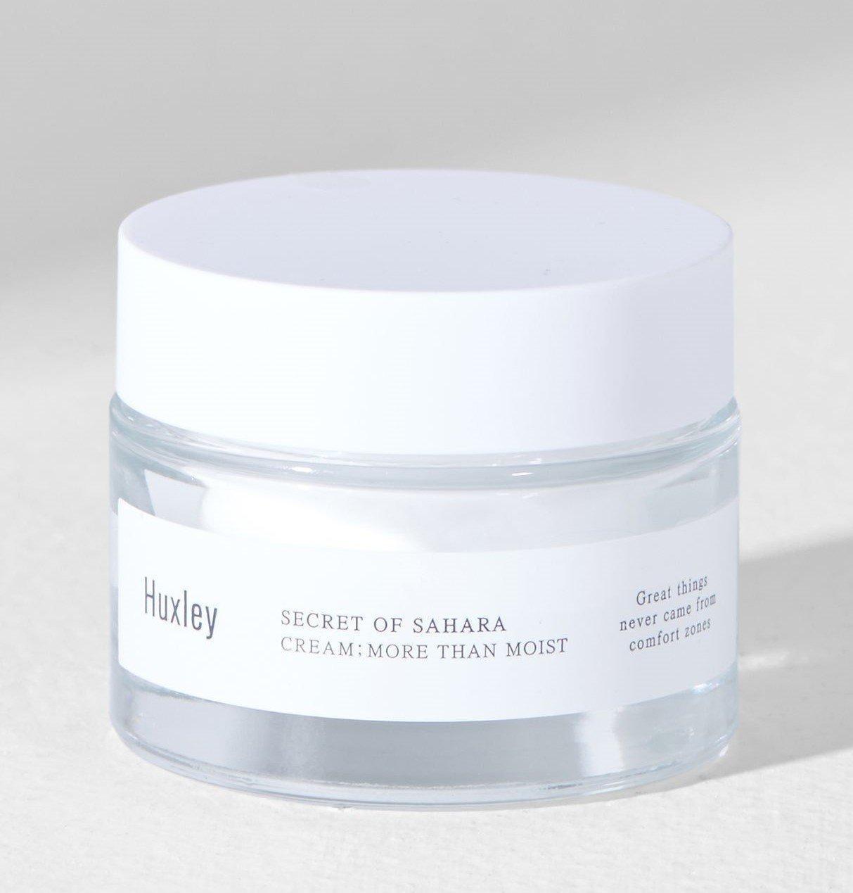 Kem dưỡng ẩm và chống lão hóa Huxley Cream More Than Moist (ảnh: Internet)