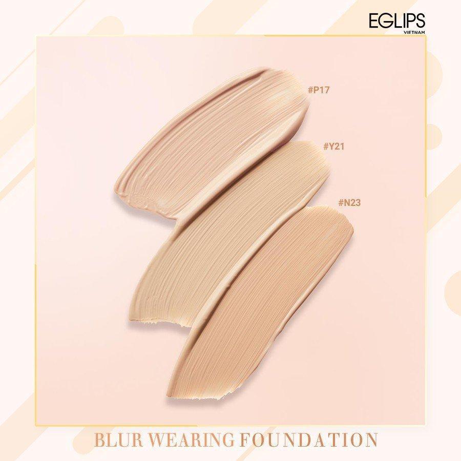 Kem nền Eglips Blur Wearing Foundation (ảnh: Internet)