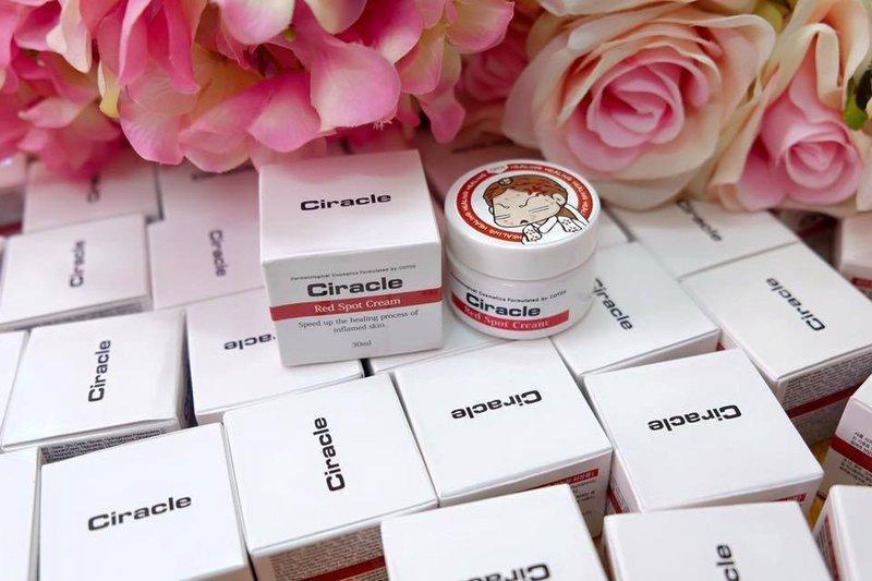 Các sản phẩm của hãng Ciracle luôn được chọn sử dụng phổ biến trong trị liệu các bệnh lý về da tại hơn 200 bệnh viện da liễu ở Hàn Quốc (ảnh: internet).