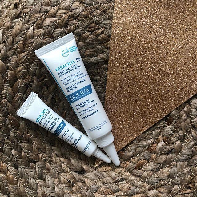 Kem trị mụn Ducray Keracnyl PP Anti-blemish Soothing Cream có tác dụng giảm mụn, giảm tiết dầu (Nguồn: Internet)