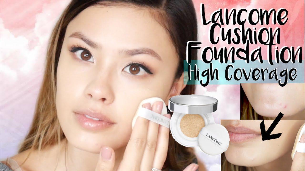 phấn nước LANCÔME Blanc Expert Cushion Compact High Coverage (ảnh: Internet)