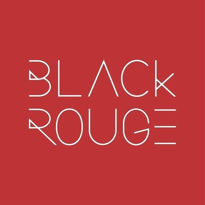 logo black rouge