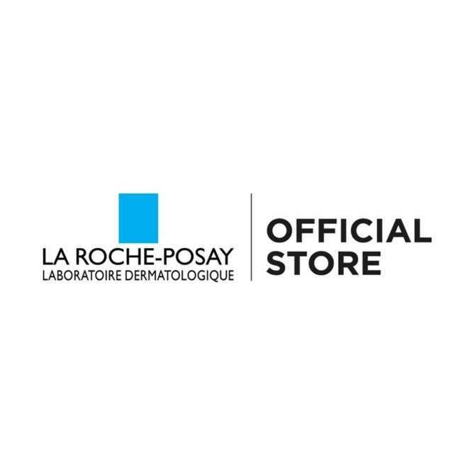 Logo chính của thương hiệu La Roche-Posay (Ảnh: Internet).