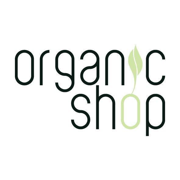 logo organic shop