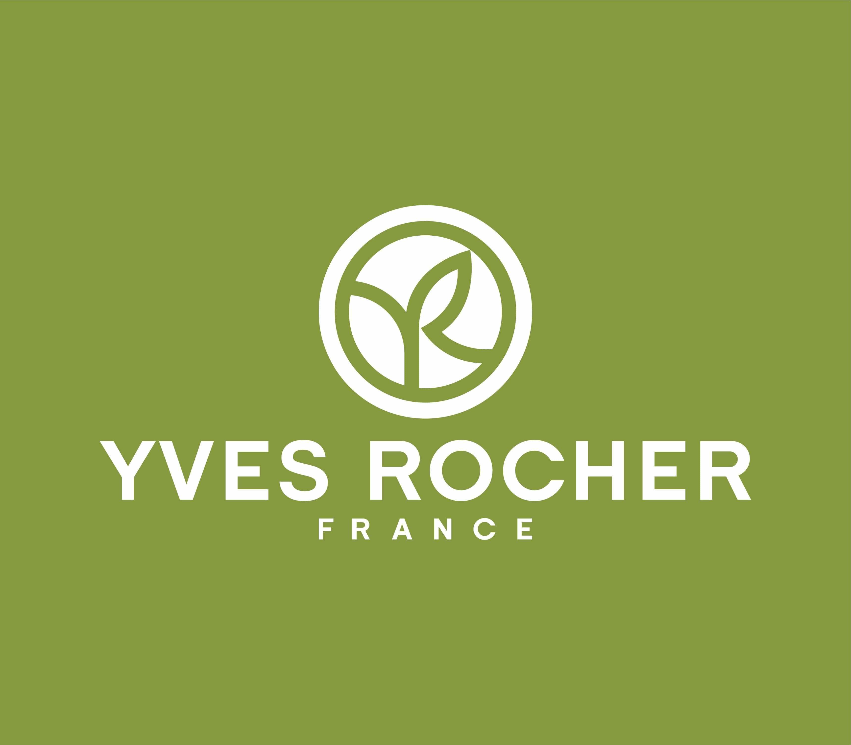 Logo thương hiệu Yves Rocher (Nguồn: Internet)