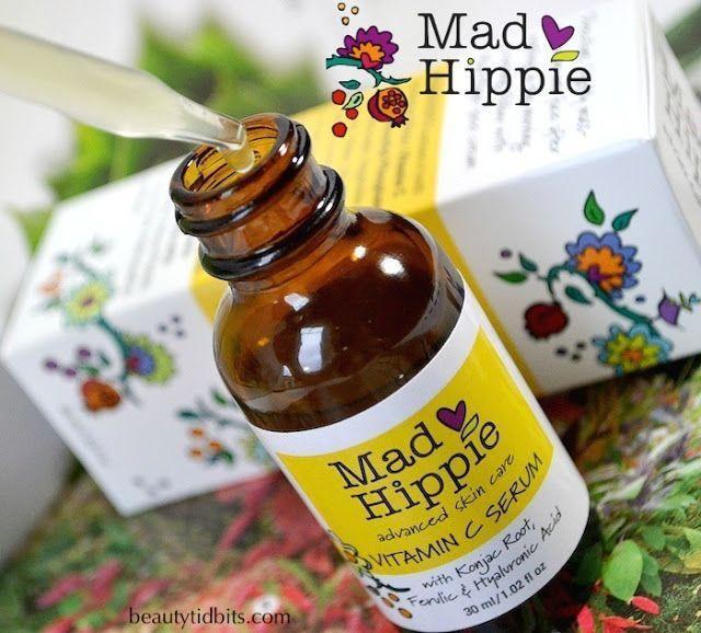 Tinh chất Mad Hippie Vitamin C Serum hoàn toàn thiên nhiên (Ảnh: Internet)