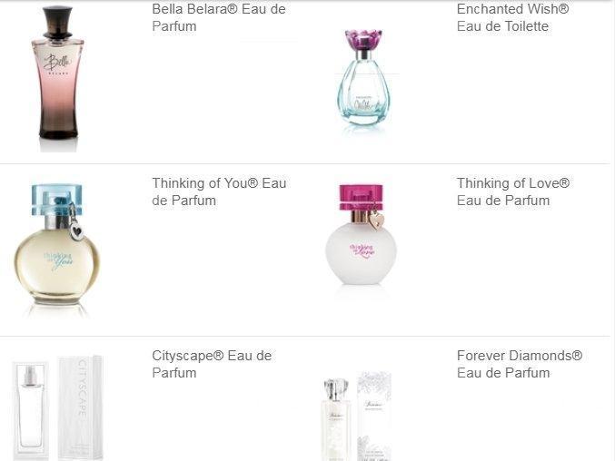 Những sản phẩm nước hoa sang trọng của Mary Kay