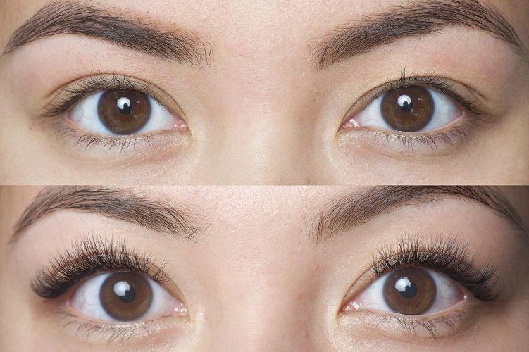 Mascara dầu dừa Milaganics giúp lông mi dài và dày hơn