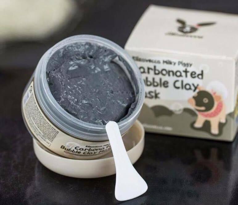 Mặt nạ thải độc, khử chì bì heo Carbonated Bubble Clay Mask (Ảnh: Internet)
