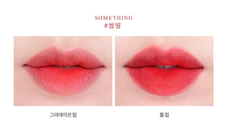 Son Roamand Zero Gram Matte Lipstick màu Something (ảnh: Internet)