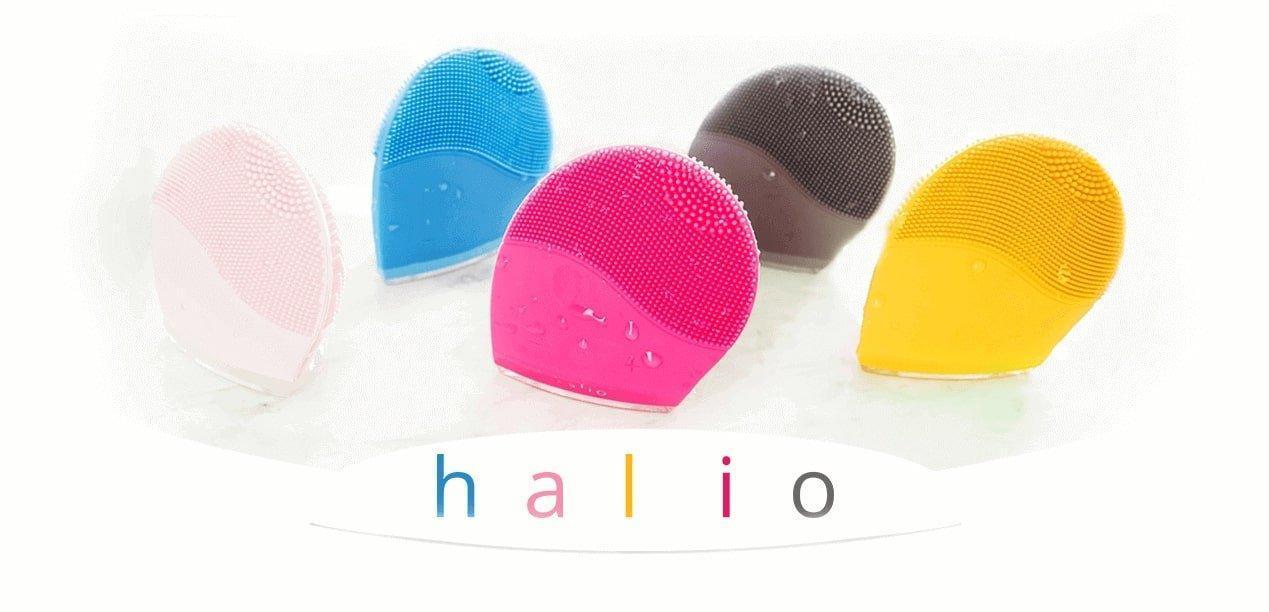 Máy rửa mặt Halio