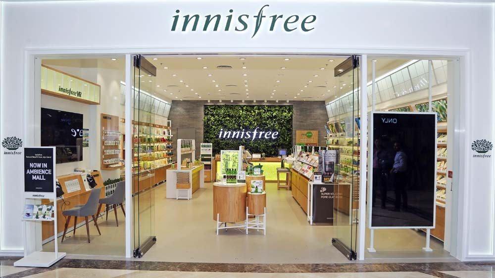 Một cửa hiệu bán các sản phẩm của hãng (ảnh: internet).