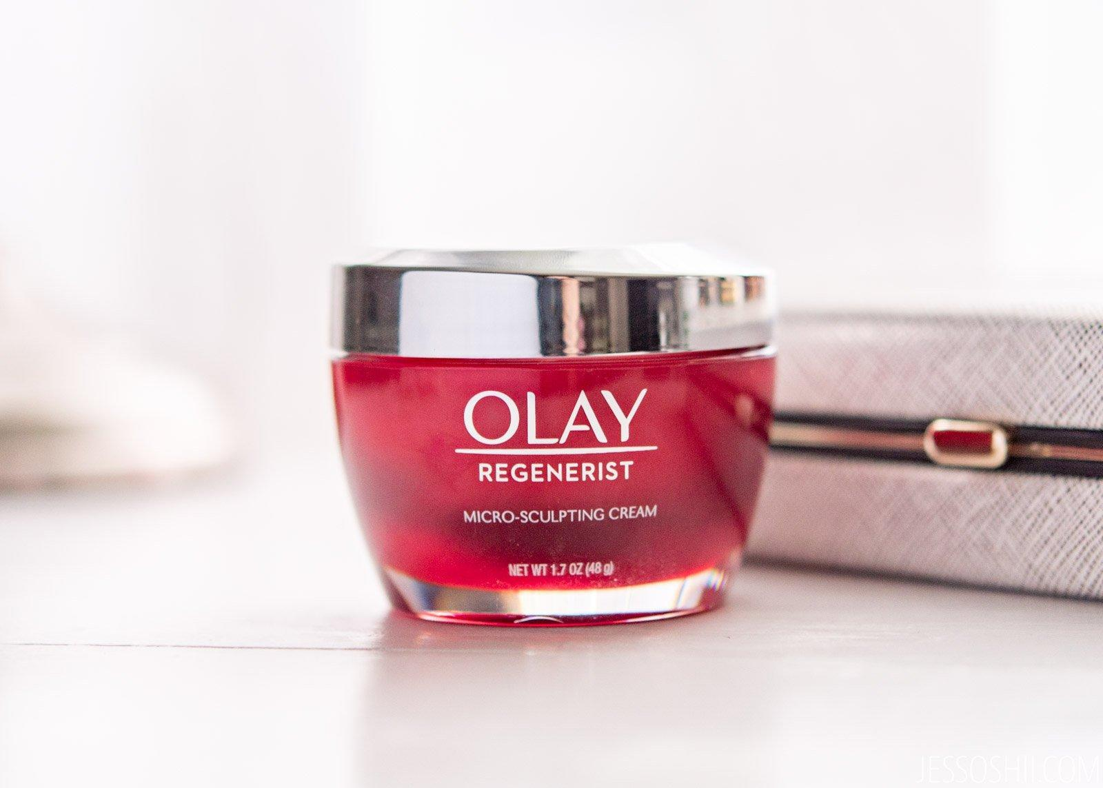 Olay Regenerist Micro-Sculpting Cream (ảnh: Internet)