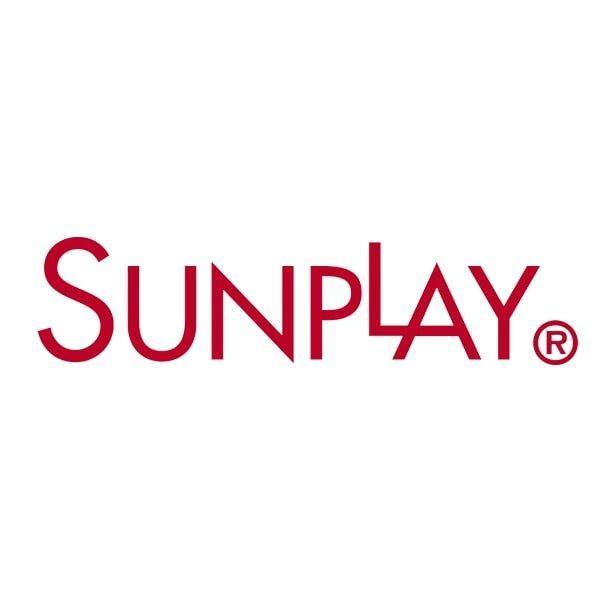Logo thương hiệu Sunplay, là thương hiệu kem chống nắng số 1 tại Việt Nam, trực thuộc công ty mẹ Rohto hàng đầu tại Nhật Bản. (Ảnh: Internet)