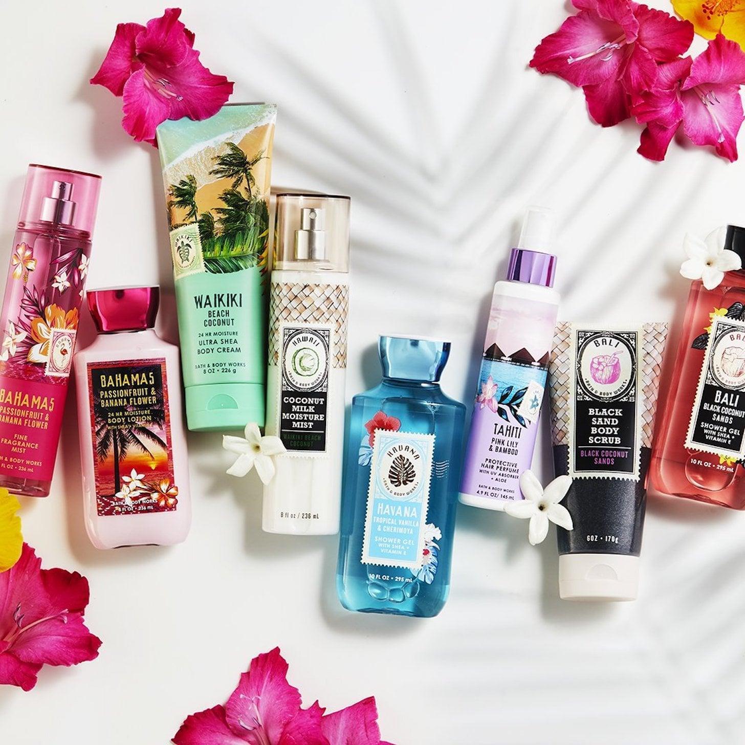 Thương hiệu Bath & Body Works được bình chọn là thương hiệu tắm gội lớn nhất nước Mỹ vào năm 1997 với các dòng sản phẩm chăm sóc cơ thể an toàn, hương thơm khó quên. (Ảnh: Internet)