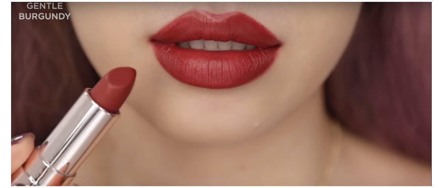 Màu son giúp tôn da và trắng răng, phù hợp mọi phong cách makeup và mọi hoàn cảnh