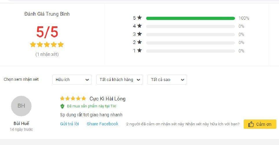 Review sữa rửa mặt Ric Skin Wash Foam của Kohinoor: Da sạch khỏe, sáng mịn 5 (Ảnh: BlogAnChoi)