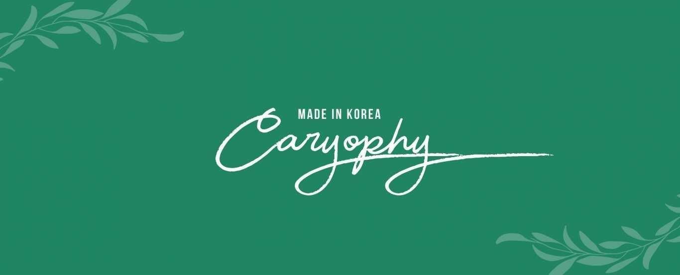 Thương hiệu mỹ phẩm nổi tiếng Caryophy ra mắt tại Hàn Quốc vào khoảng hơn 10 năm trước. (Ảnh: Internet)