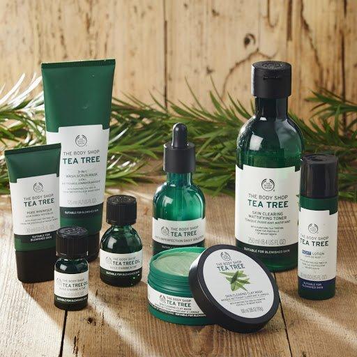 Các chiến dịch bảo vệ trái đất, thân thiện môi trường của The Body Shop một phần gây dựng sự tin tưởng, quý mến của khách hàng. (Ảnh: Internet)