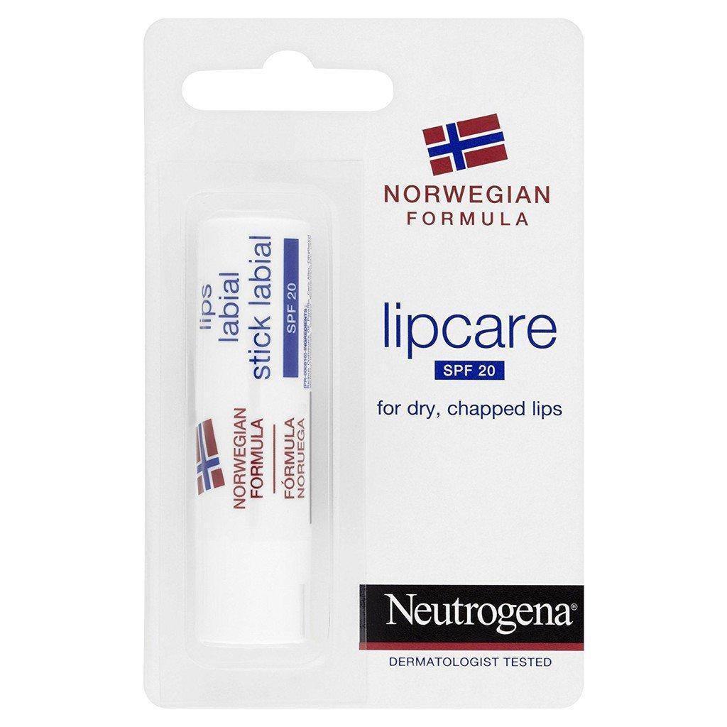 Son dưỡng môi Neutrogena Norwegian Formula Lip Moisturizer