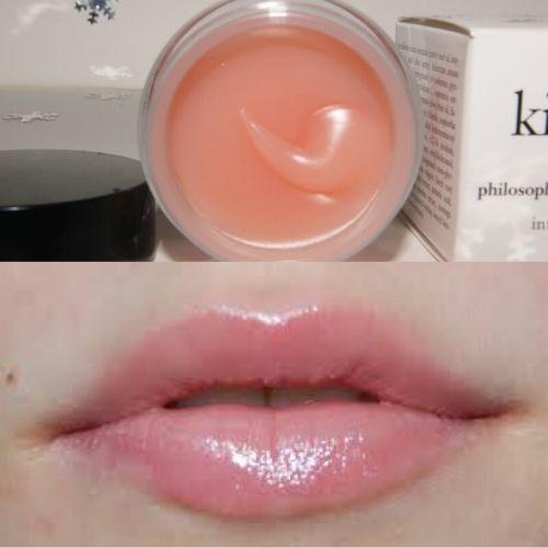 Philosophy Kiss Me Tonight dưỡng ẩm môi hiệu quả chỉ sau 1-2 đêm sử dụng (Ảnh: Internet)