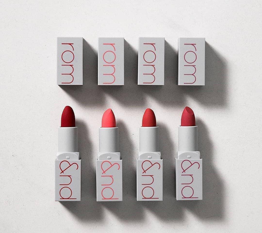 son Roamand Zero Gram Matte Lipstick (ảnh: Internet)