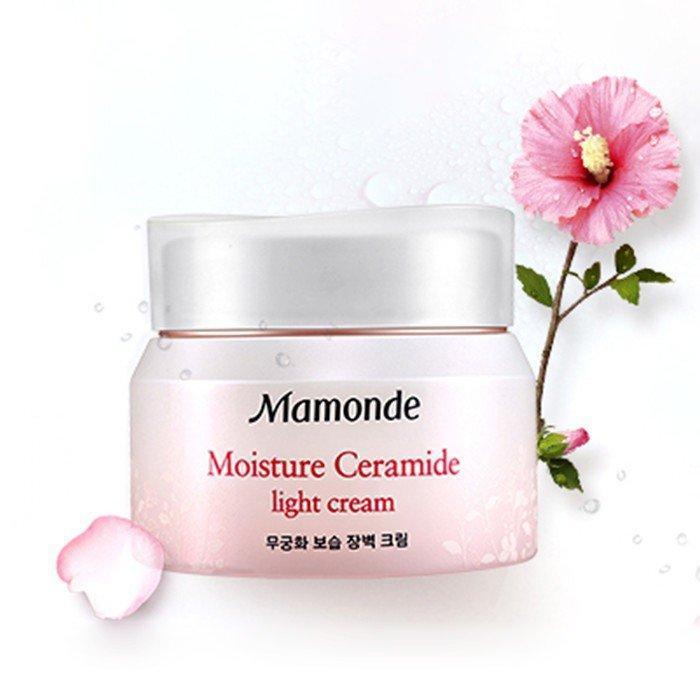 Chiết xuất vỏ cây hoa dâm bụt là một trong các thành phần quan trọng cấu thành trong kem Mamonde Moisture Ceramide Light Cream (ảnh: internet).