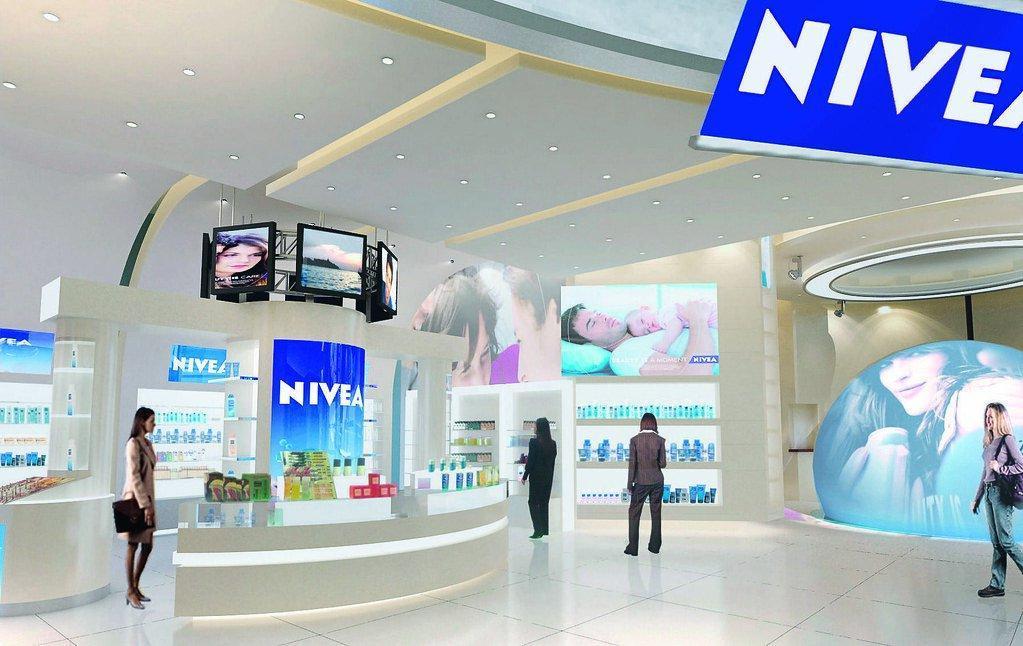 Thương hiệu Nivea (ảnh: internet).