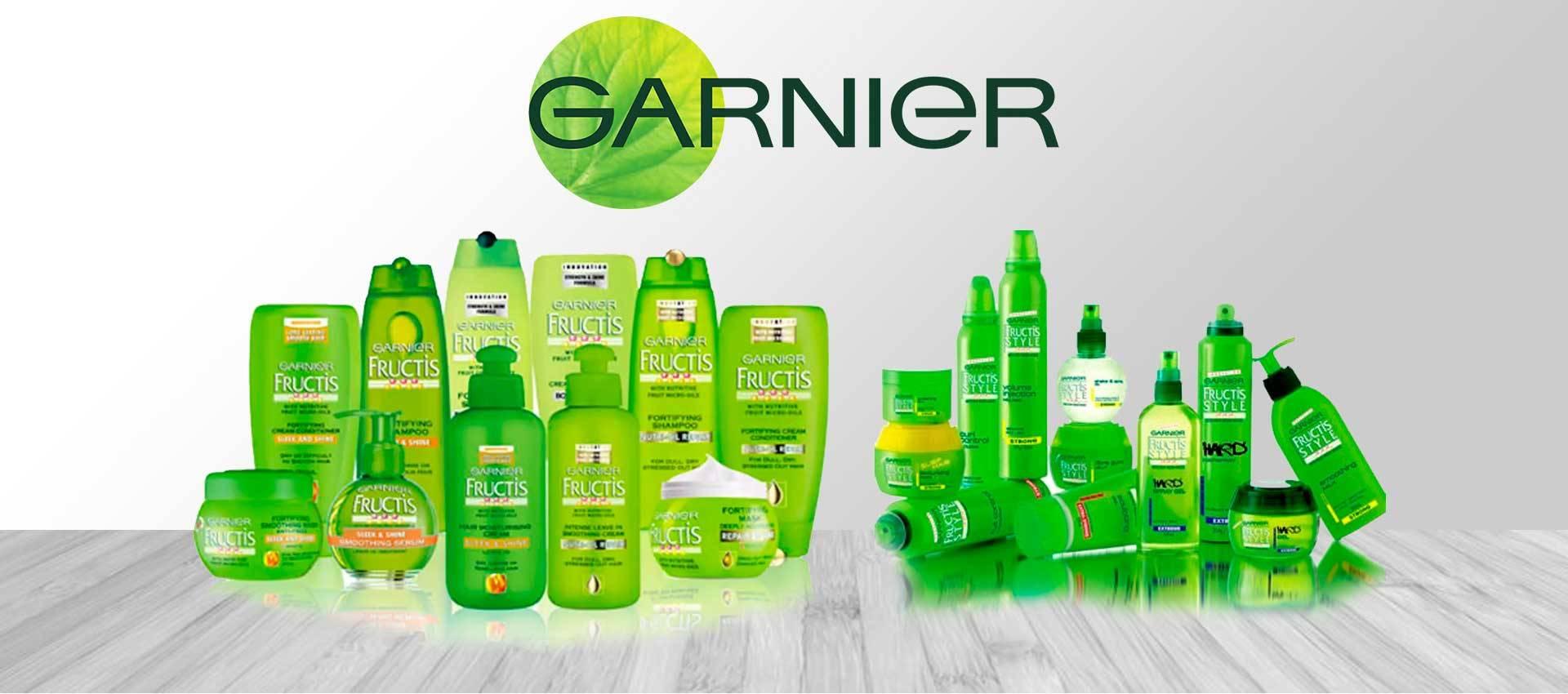 Thương hiệu Garnier (ảnh: internet).