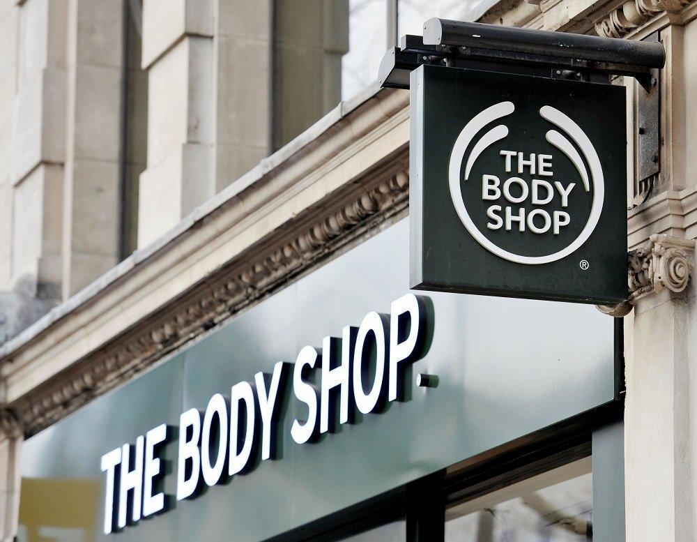 Thương hiệu mỹ phẩm The Body Shop