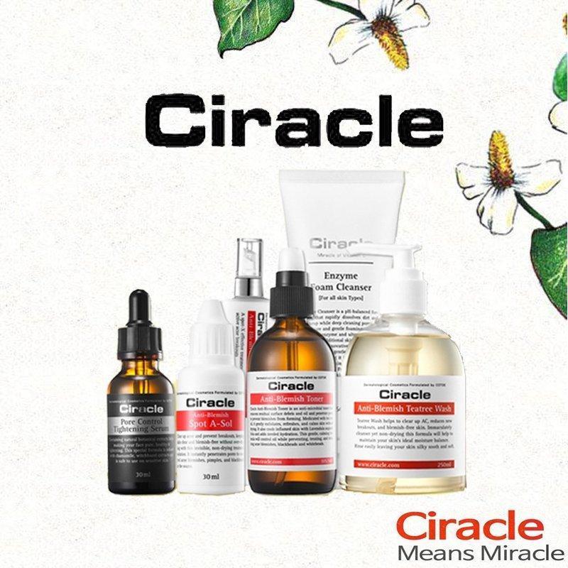 Thương hiệu Ciracle (ảnh: internet).