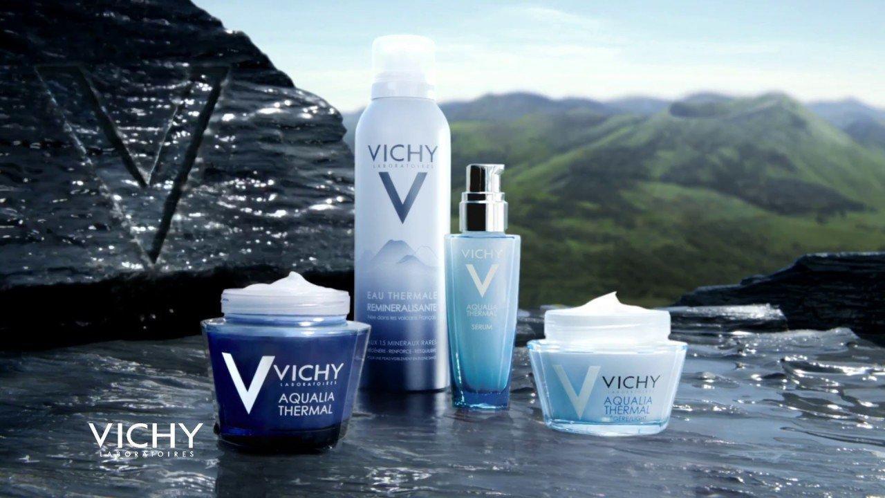 Thương hiệu Vichy là thương hiệu dược mỹ phẩm danh tiếng được tin dùng sử dụng trên toàn thế giới. (Ảnh: Internet)