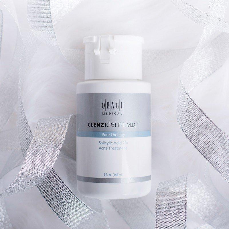 Obagi Clenziderm MD Pore Therapy gồm những chất kháng viêm, mang đến hiệu quả trị mụn mạnh mẽ. (nguồn: Internet)