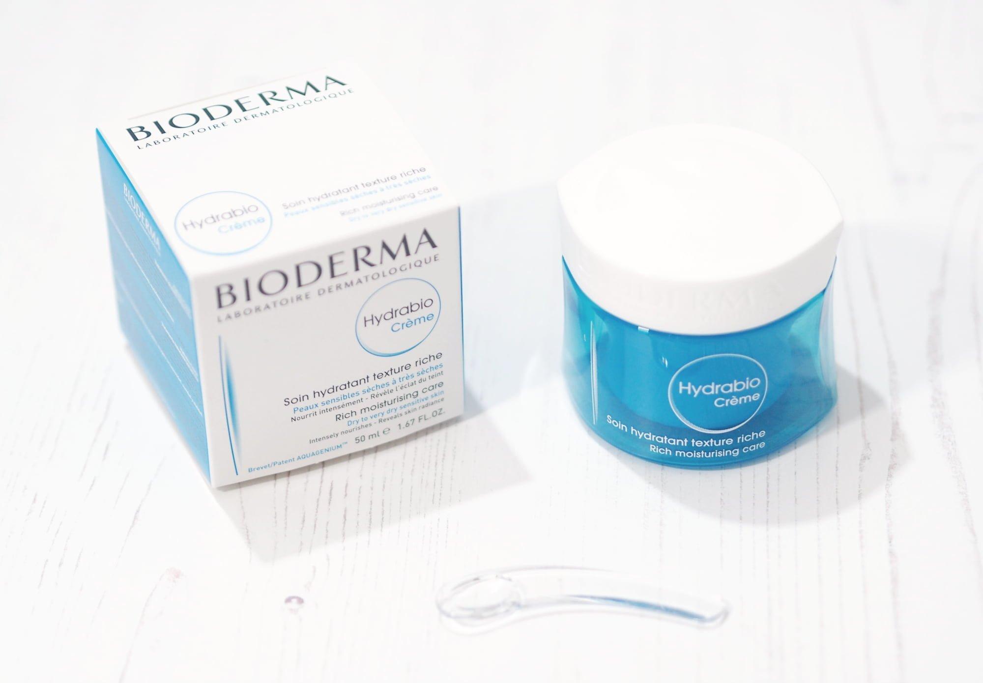 Thiết kế của kem dưỡng ẩm Bioderma Hydrabio Creme dễ dàng chinh phục trái tim của các nàng